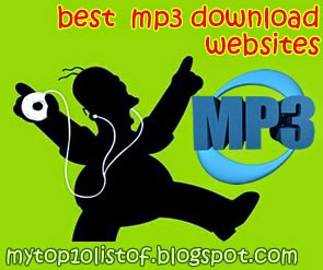 Top 10 MP3 Websites to Download Free Music