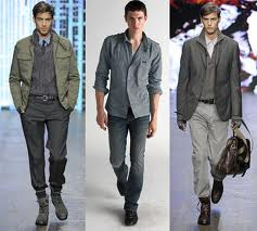 Men Fashion Show Casual you should select casual