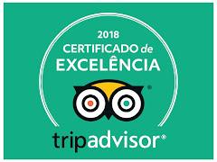 Certificado de Excelência (TripAdvisor)
