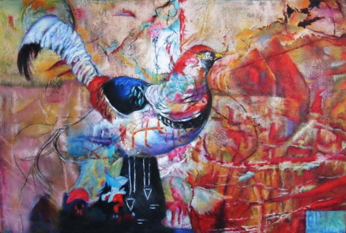 Alena Plihal | Czech-born Canadian Figurative and Abstract painter