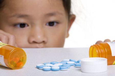 Anak-anak dan antibiotik