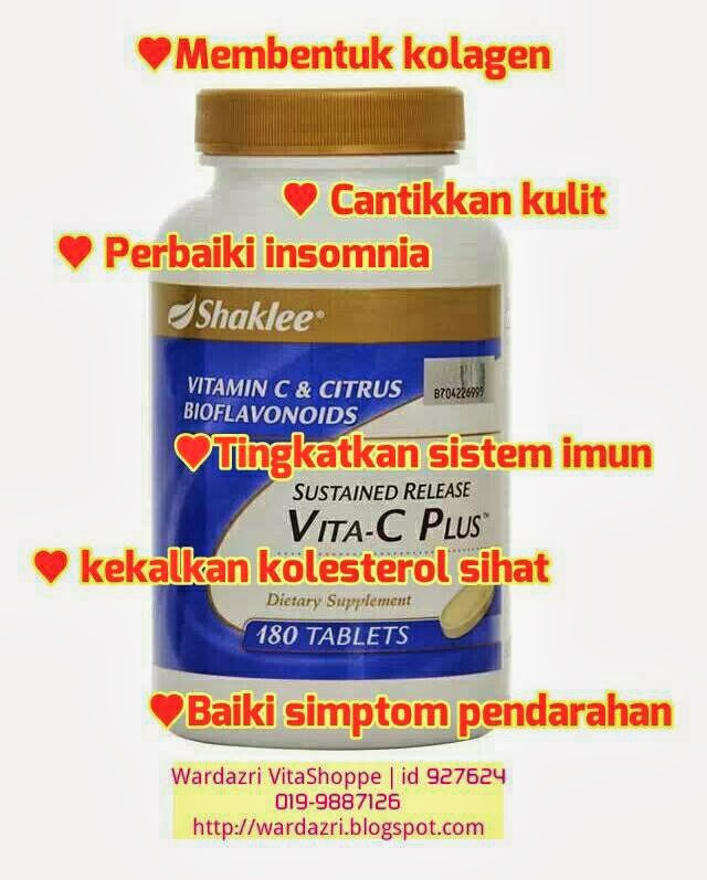 HOT SELLING SR VITAMIN C (500mg)