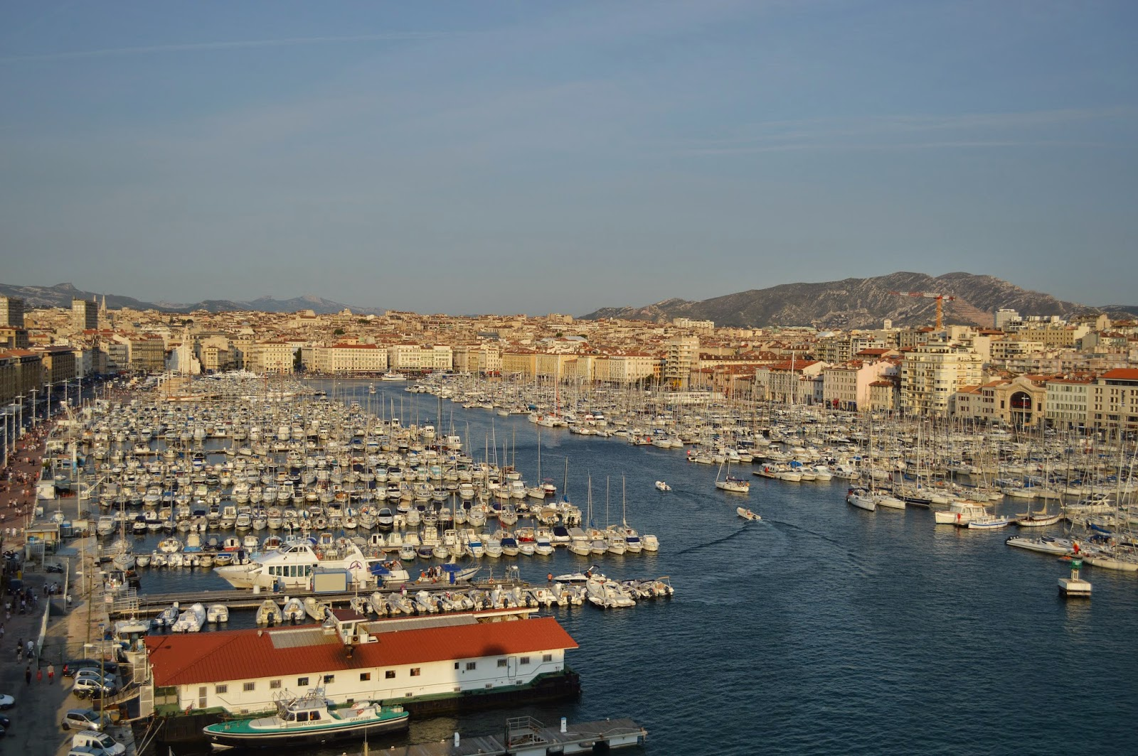 Where to go on summer holiday Marseille South of France