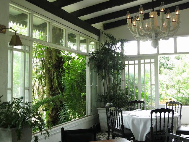 Fine Dining, Tagaytay, Garden, Restaurant