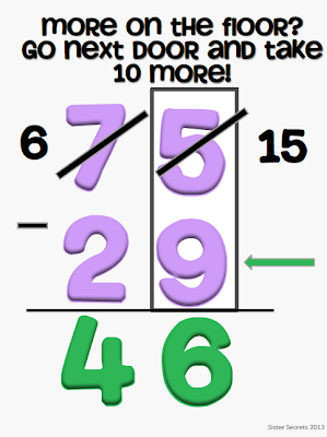... Blog: Math Tips - Double Digit Subtraction with Regrouping (Borrowing