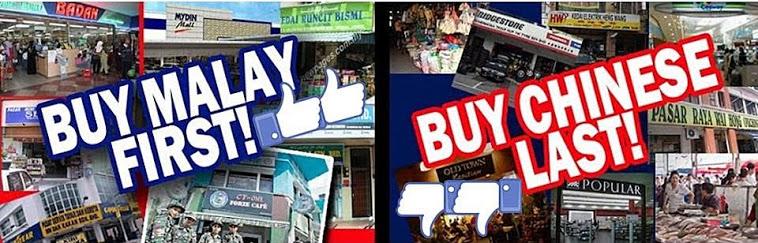 Kempen Boikot Perniagaan Bangsa CINA