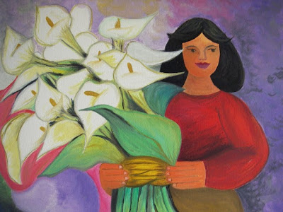 Pintura de Diego Rivera,  Mónica López Bordón, poesía, Editorial Playa de Ákaba