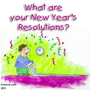 Funny New Year's Resolutions Facebook Status 2013 ~ Tricks For You