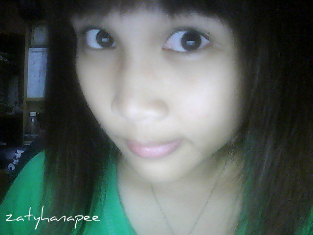 Zaty Hanapee ♥ Muzakkir Marzuki