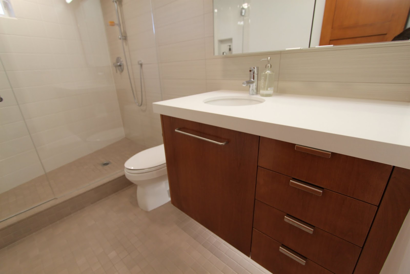 Top five favorite features mid century bathroom remodel for Modern bathroom renovations