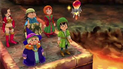 เกมส์ Dragon Quest VII 3DS