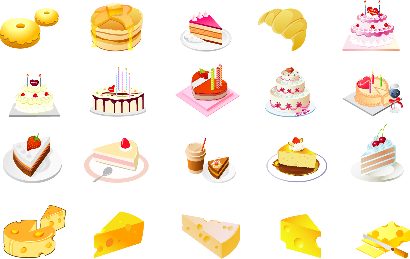free clipart images desserts - photo #49