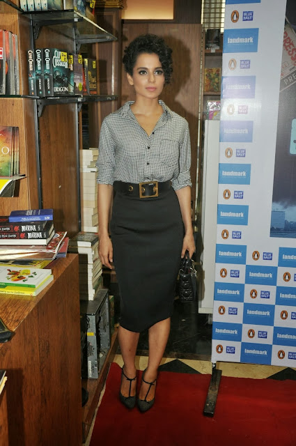 Kangana Ranaut Photos at Vibha Singh
