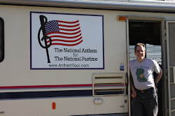 Joe and Arby, our RV