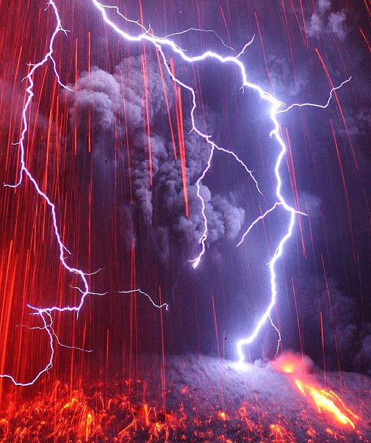 Vulcão Sakurajima
