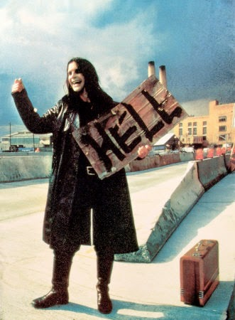 Ozzy Osbourne The King of Rock