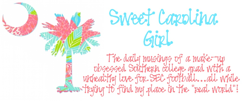 Sweet Carolina Girl