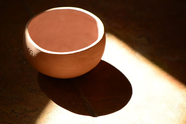 amy myers ceramics, coiled pottery, handmaker, handmaker's world, earthenware