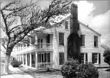 Duncan House circa 1815