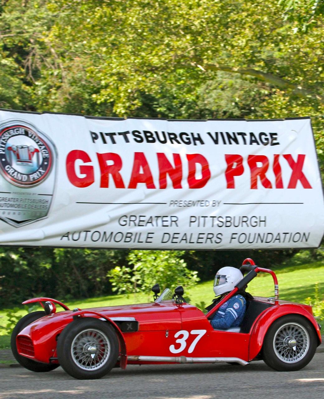 SCHENLEY PARK: PITTSBURGH VINTAGE GRAND PRIX!   Automotive Education ...