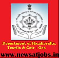 department+of+handicrafts+recruitment
