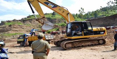 Walikota Tarakan Ancam Hentikan Tambang Galian C tanpa Izin - Ardiz Borneo