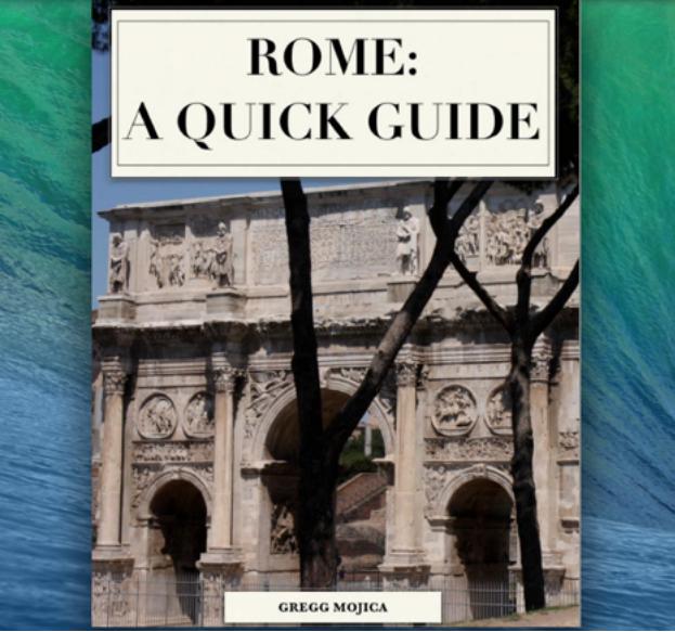 OS X Mountain Lion Rome Guide