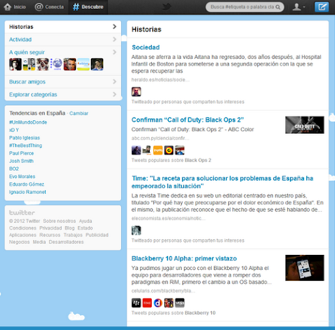 Descubre Twitter 01