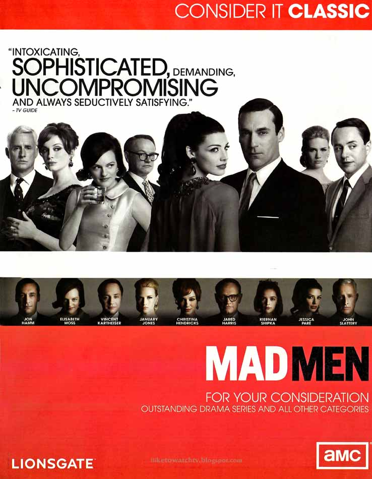 2012 emmy for your consideration ads updated 6 22 spoilertv tv spoilers