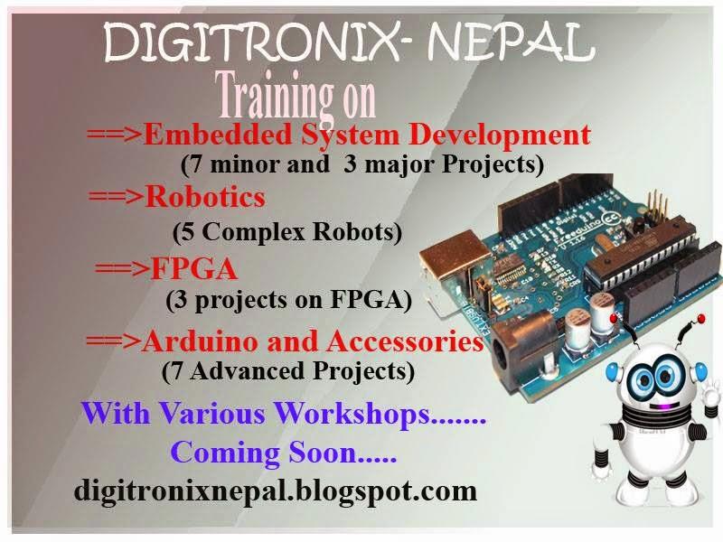 Digitronix nepal embedded system