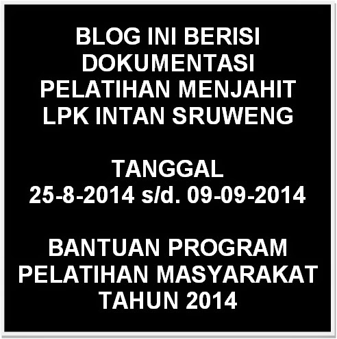 BLOG SPESIAL.... SEPTEMBER 2014