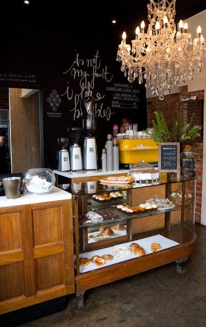 Cafes Swan St Richmond