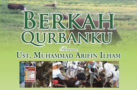K.H Muhammad Arifin Ilham: Berkah Qurban