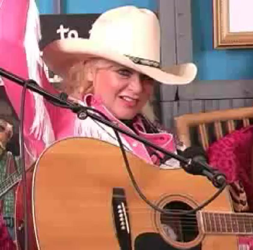 "Famous Country Artist Billy Kruse Sings New #1 Hit ""As the Corn Grows"" on KLUK TV's ""Women of Sweet"