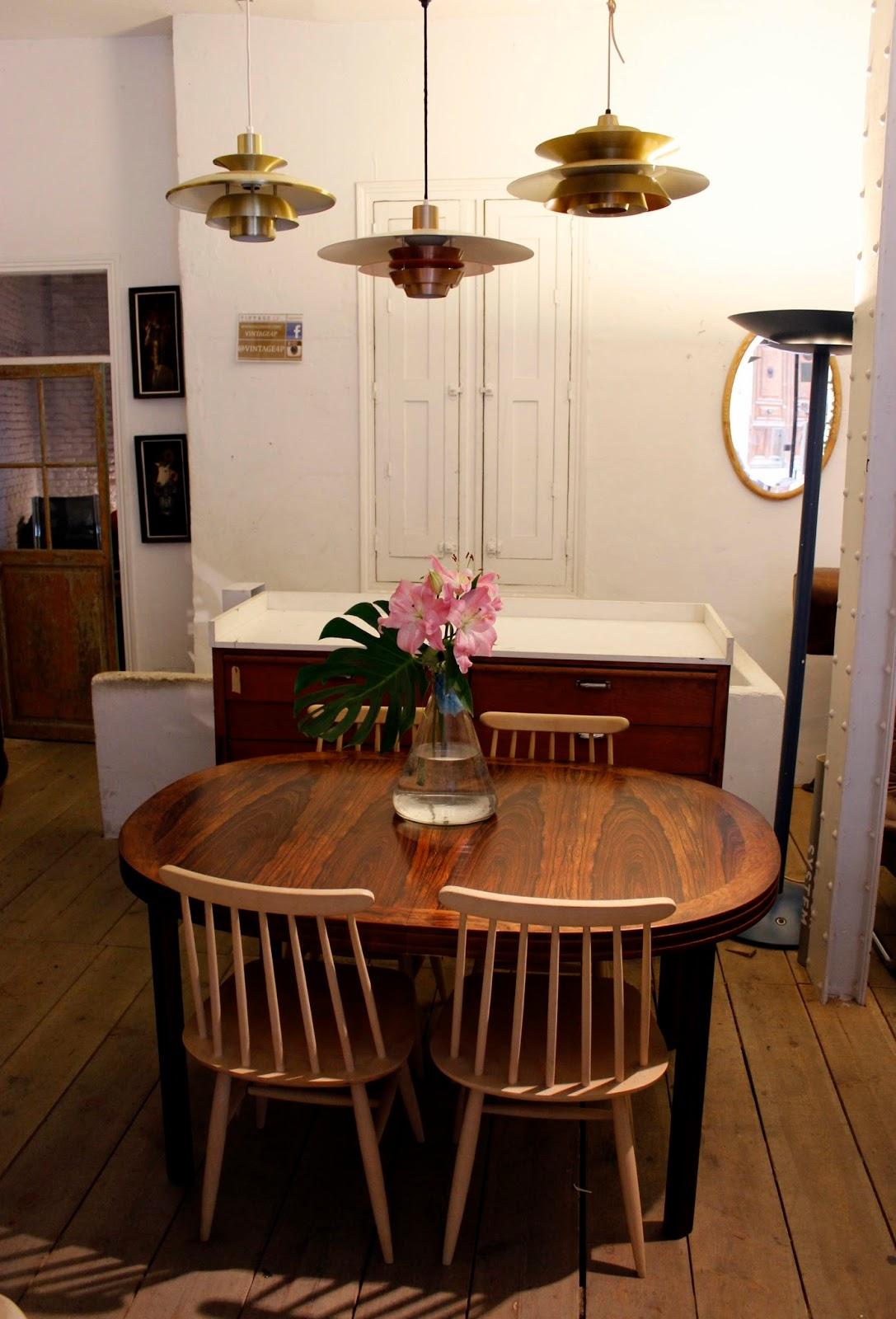 Vintage 4p tu tienda de muebles vintage en madrid las for Muebles retro online