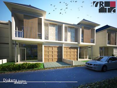 archimax design studio perumahan jakarta residence