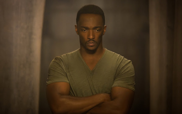 The Falcon Anthony Mackie 5e