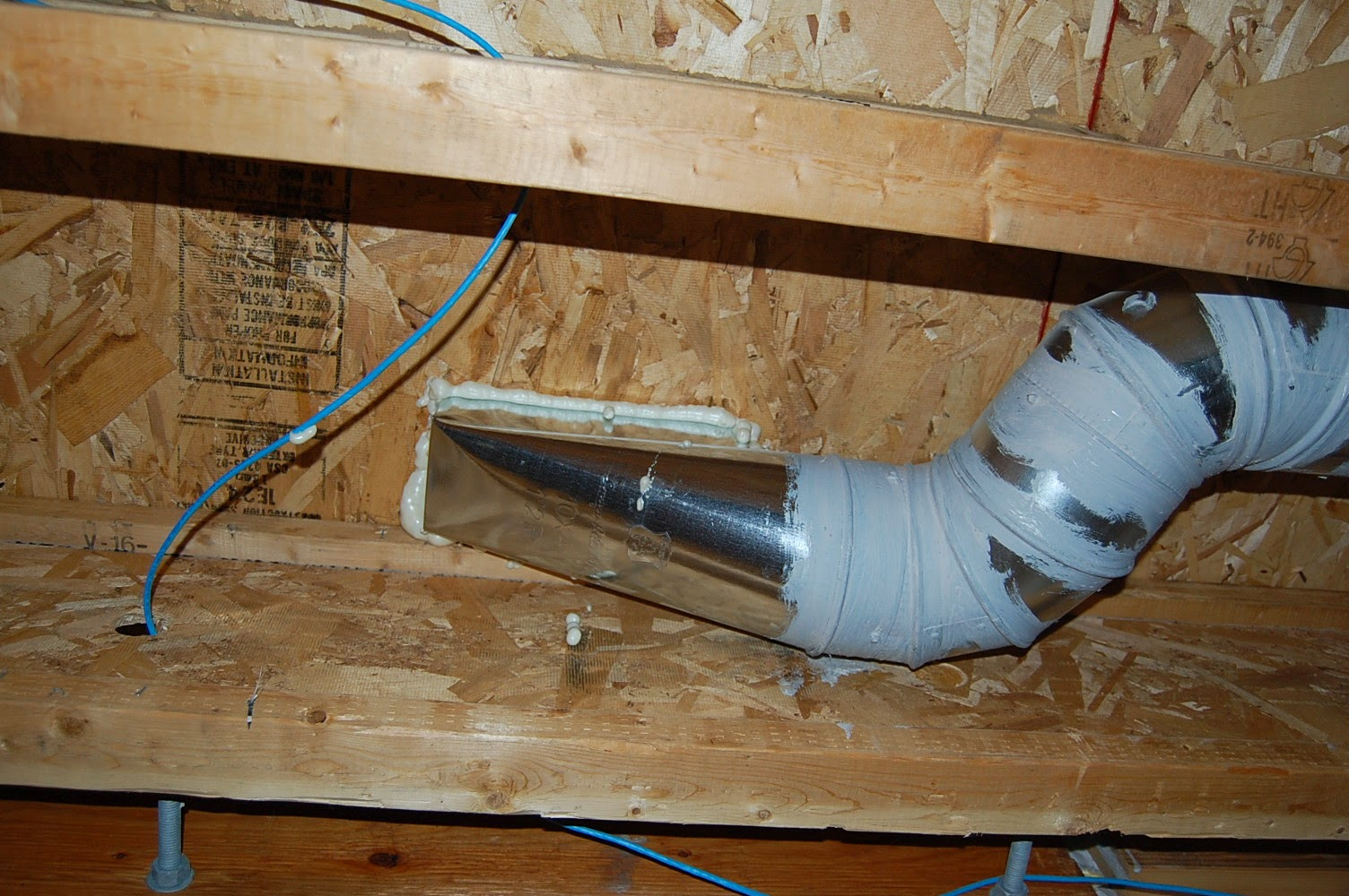 #664523 New Lizer Homestead: Air And Duct Sealing Along With  Best 6333 Sealing Air Ducts From The Inside photos with 1504x1000 px on helpvideos.info - Air Conditioners, Air Coolers and more