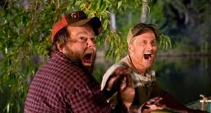 Tucker And Dale feel the fear