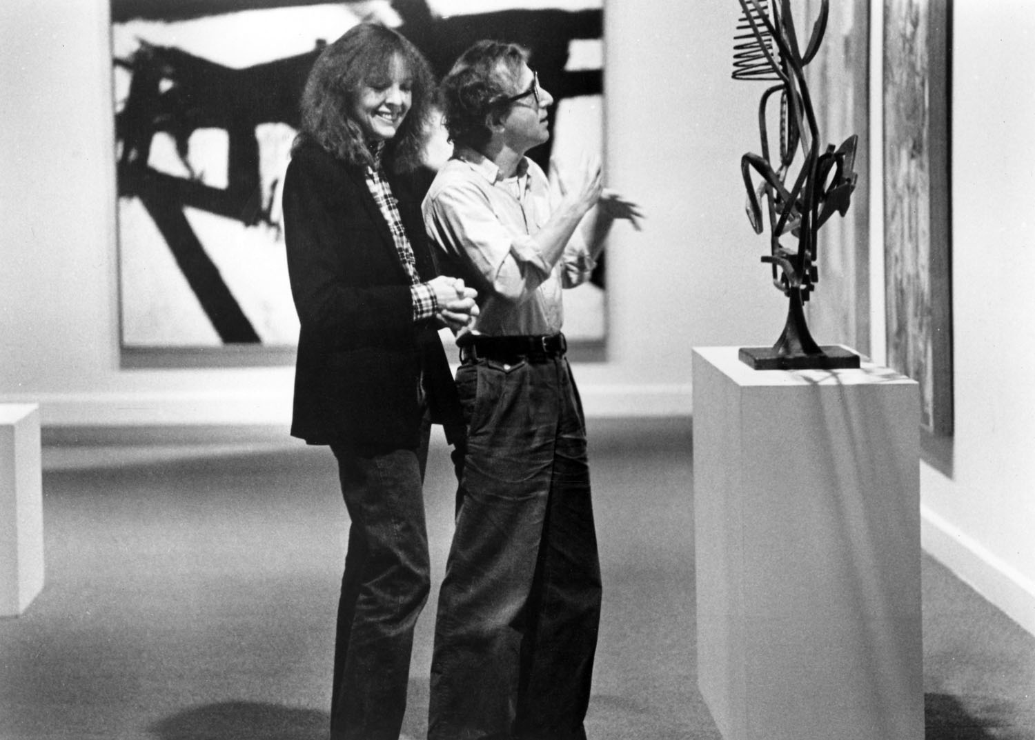 Love Those Classic Movies!!!: Manhattan (1979) Woody Allen ... Diane Keaton Woody Allen Romance