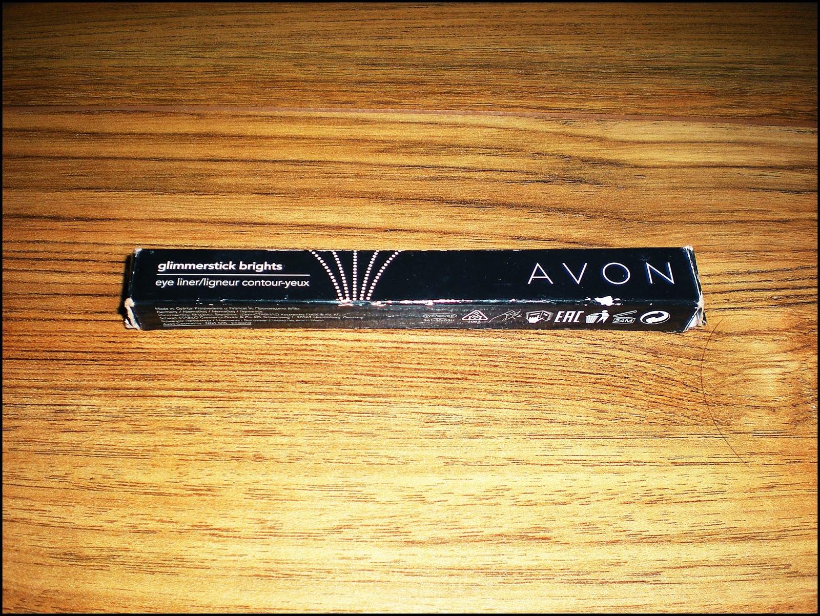 Neonowa konturówka do oczu, Avon
