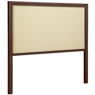 Pier One Ashworth Headboard Chestnut Queen