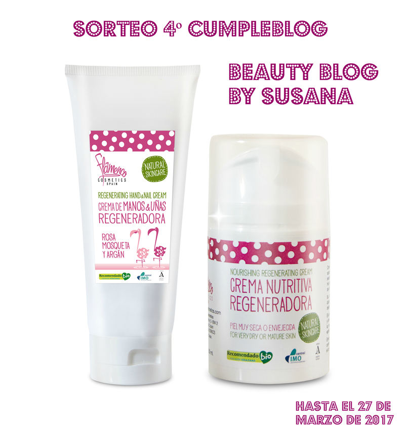 ¡¡SORTEO FLAMENCO COSMETICS!!
