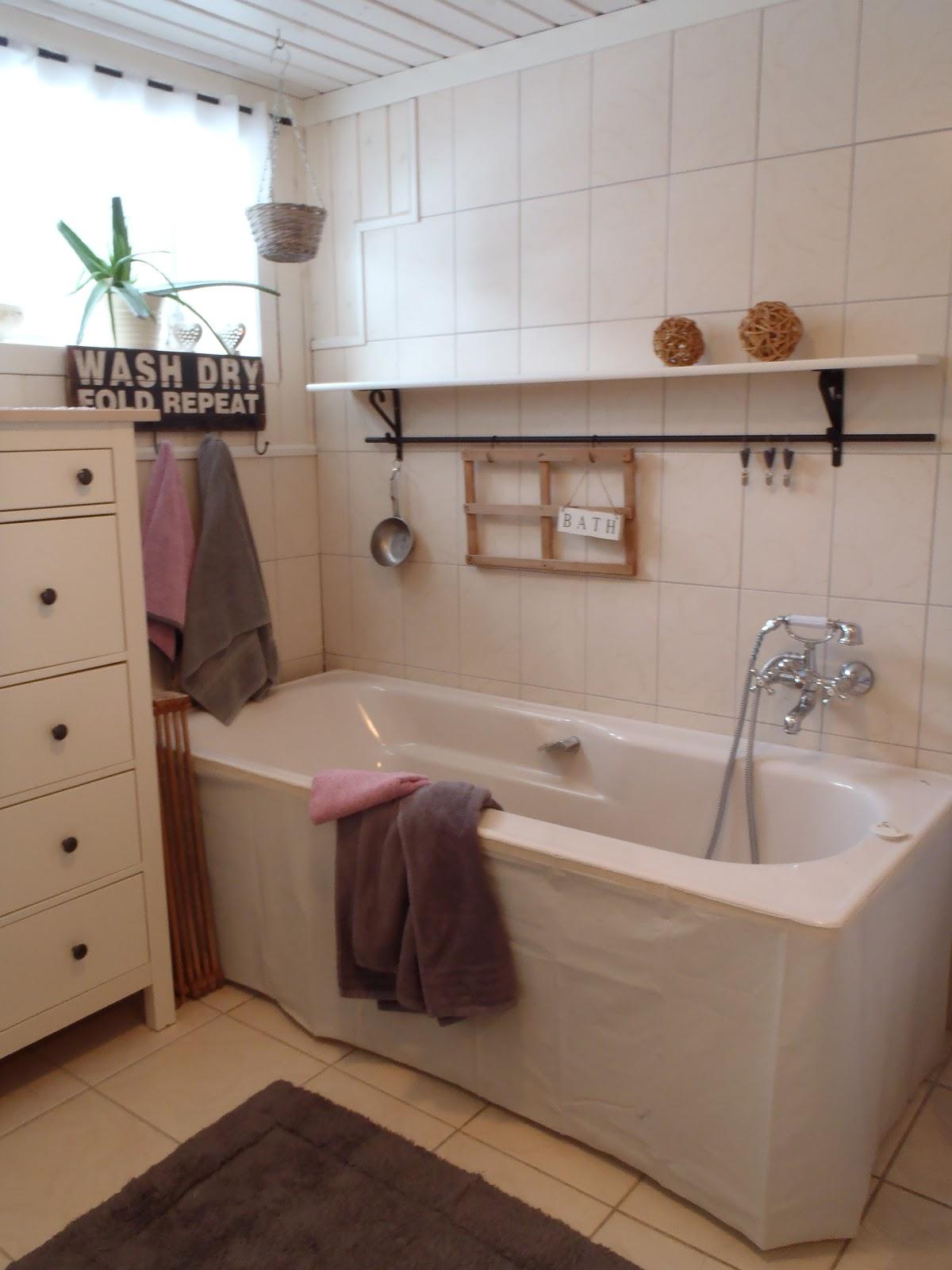 Underberget: vårt bad
