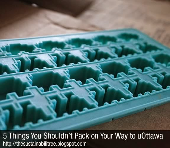 ice cube tray of space invaders