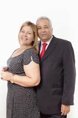 Pra. Marlene Medeiros & Pr Zaqueu Medeiros