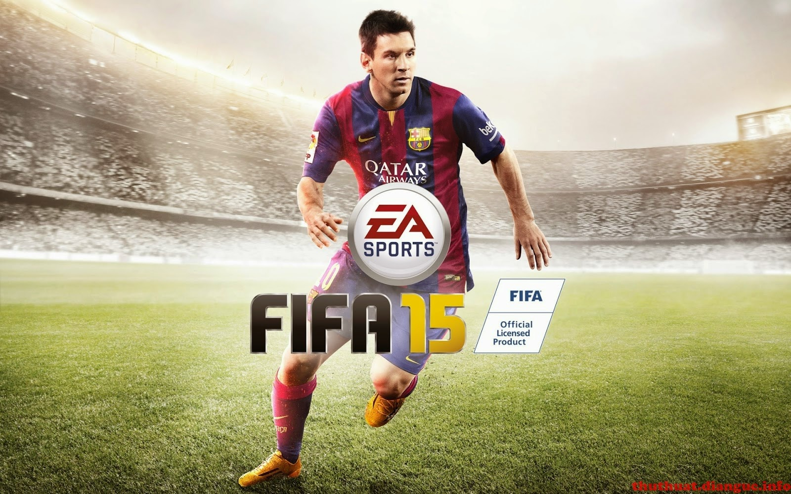 Download Fifa 2015 - Fifa 15 Full Crack,