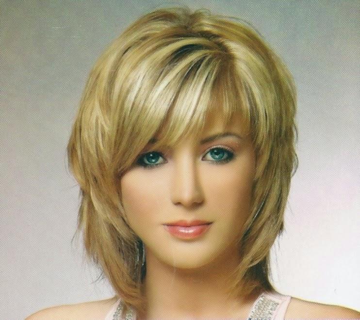 Gaya potongan rambut Mid Length Cuts