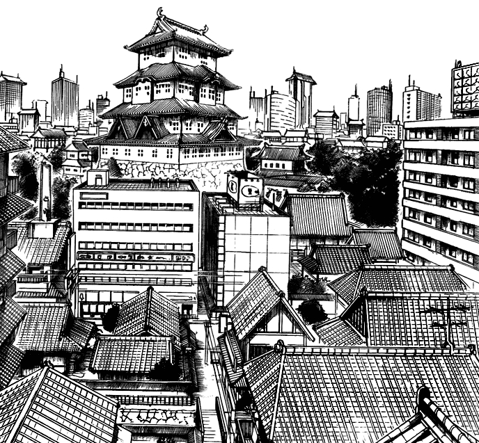 21-Kiyohiko-Azuma-Architectural-Urban-Sketches-and-Cityscape-Drawings-www-designstack-co