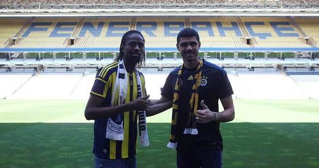 Fenerbahçe'de iki yeni imza